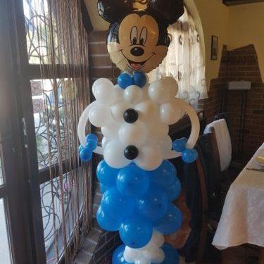 Mickey din baloane 1