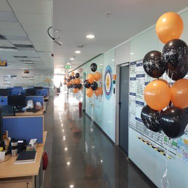 baloane cu heliu standard 4