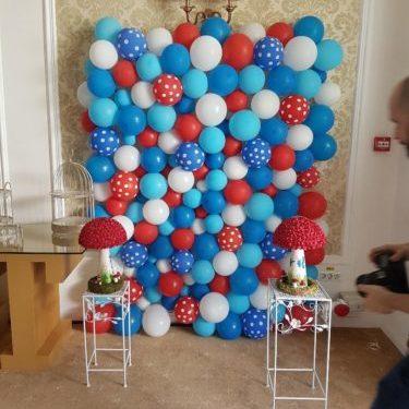 panou din baloane 1