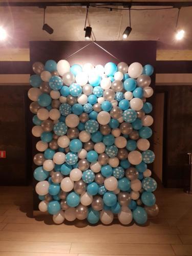 panou din baloane 2